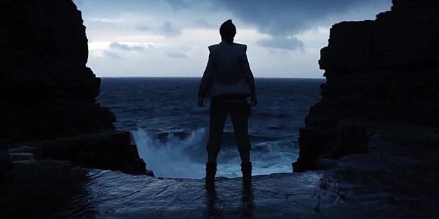 Αποκαλύφθηκε το επίσημο teaser για τo «Star Wars: The Last Jedi» [video]