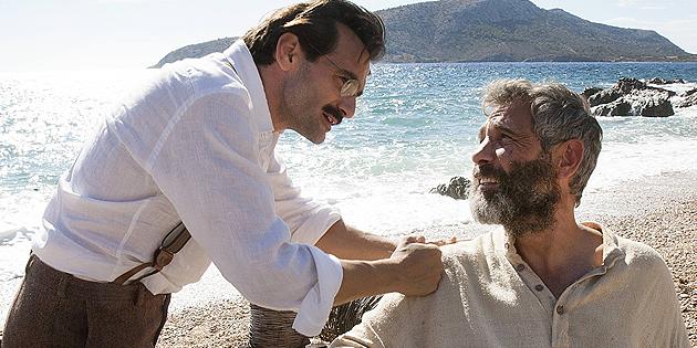 Το επίσημο teaser trailer για τον Καζαντζάκη του Γιάννη Σμαραγδή