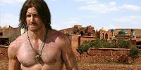 Στο Μαρόκο για το Prince Of Persia.