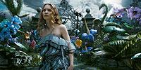 Η Αλίκη Στη Χώρα... Του Tim Burton