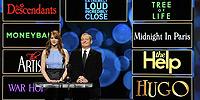 Ανακοινώθηκαν οι Υποψηφιότητες για τα 84α Βραβεία Oscar