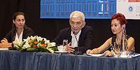 Θεσσαλονίκη 2012: Συνέντευξη τύπου λίγο πριν την πρεμιέρα