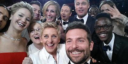 Η ιστορία πίσω από τη selfie των 3 εκ. retweets και των 18 εκ. δολαρίων
