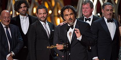 Με ελάχιστες εκπλήξεις απονεμήθηκαν τα 87α βραβεία Oscar