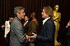 O Brad Pitt (Moneyball)   George Clooney (The Descendants)