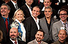 � Glenn Close (�Albert Nobbs�), � Jean Dujardin (�The Artist�) ��� � George Clooney (�The Descendants�)