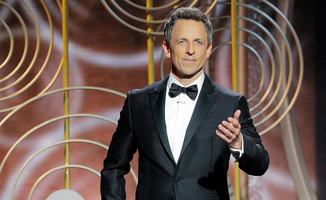 Oscars: Ο αιχμηρός μονόλογος του Seth Meyers στις Χρυσές Σφαίρες [video]