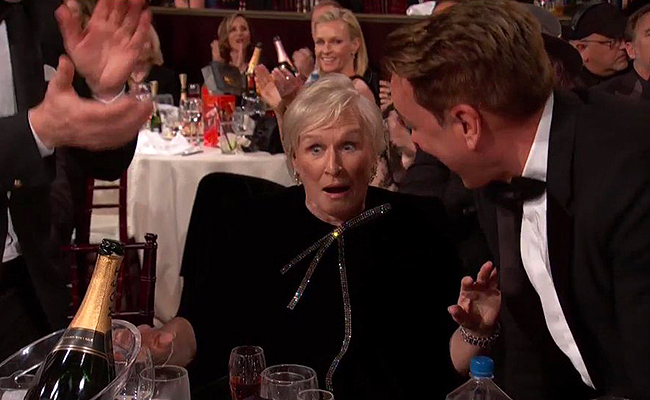 Oscars: Οι 11 viral στιγμές από τις 76ες Χρυσές Σφαίρες [pics + videos]