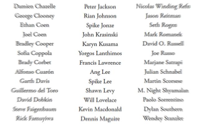 Oscars: Η ανοιχτή επιστολή κορυφαίων δημιουργών κόντρα στα σχέδια της Ακαδημίας για την απονομή