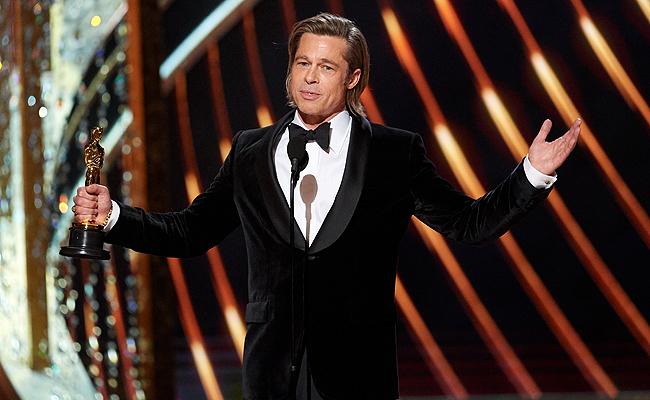 Oscars: Zellweger, Phoenix, Dern, Pitt: Οι ευχαριστήριες ομιλίες στα βραβεία ερμηνείας [videos]